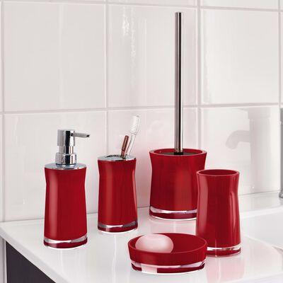 RIDDER Toalettborste Disco röd