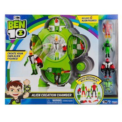 Ben 10, Creation Chamber