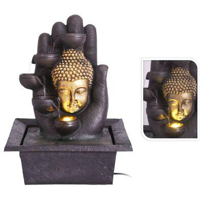 ProGarden Fontän Buddha 30x24x40 cm