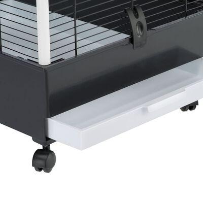 Ferplast Fågelbur och voljär med tak Nota plast 56115423