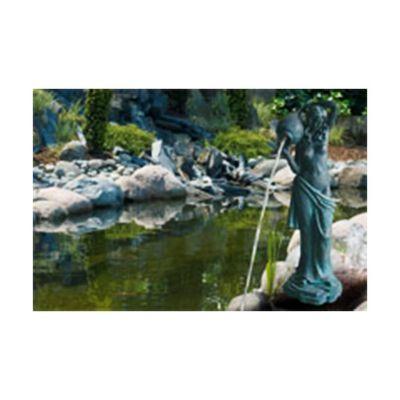 Vattenfall, fontän för trädgården 24x20x66 cm