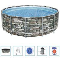 Bestway Pool Power Steel 427x122 cm