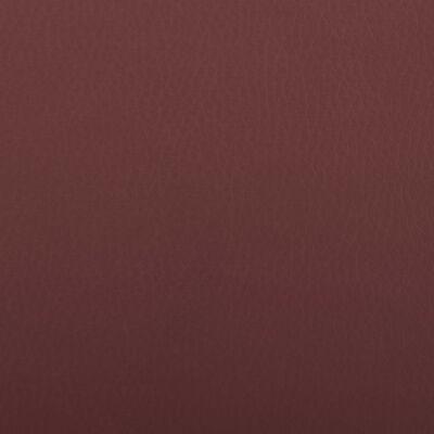 vidaXL Reclinerfåtölj vinröd konstläder