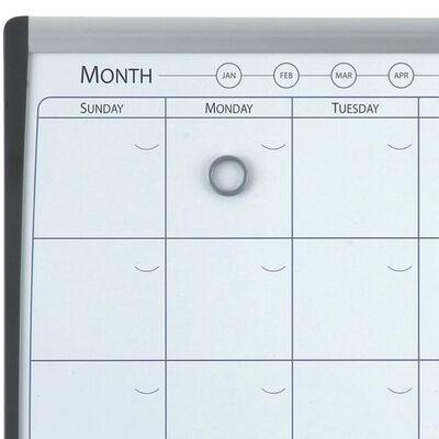 nobo Magnetisk planeringstavla månad 58,5x43cm