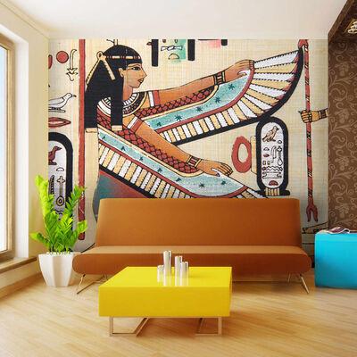 Fototapet - Egyptisk Motiv - 400x309 Cm