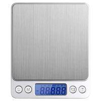 Hushållsvåg Max 2kg, 0,1 gram intervall