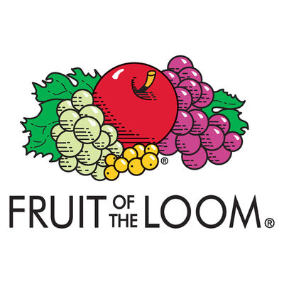 Fruit of the Loom Original T-shirt 5-pack röd stl. L bomull