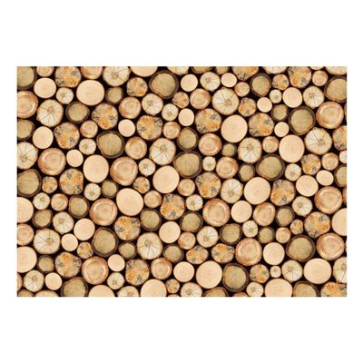 Fototapet - In Sawmill - 400x280 Cm