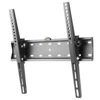 """NewStar TV-väggfäste lutningsbart svart 32""""-55"""" 5,3 cm"""