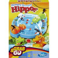 Hungry Hungry Hippos Grab & Go, Resespel