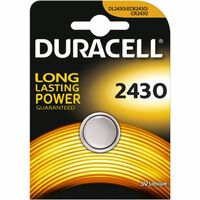 Duracell 2430 Battery, 1pk