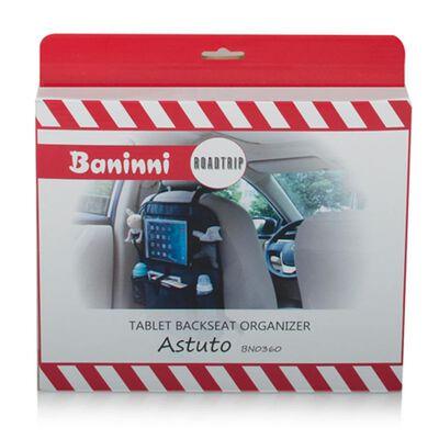 Baninni Organisatör för bilsäte Astuto svart BNCSA006-BK