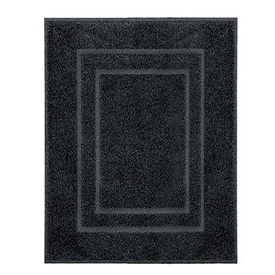 Kleine Wolke Badmatta Plaza 60x80cm svart