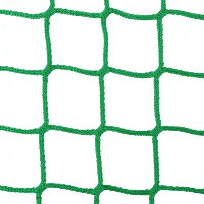 vidaXL Hönät 4 st kvadratisk 0,9x1,5 m PP