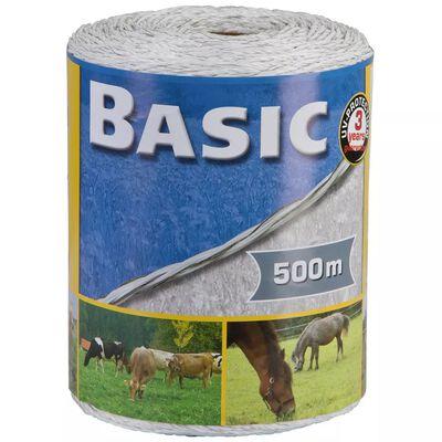 Kerbl Stängseltråd av polytråd Basic 500 m 441598