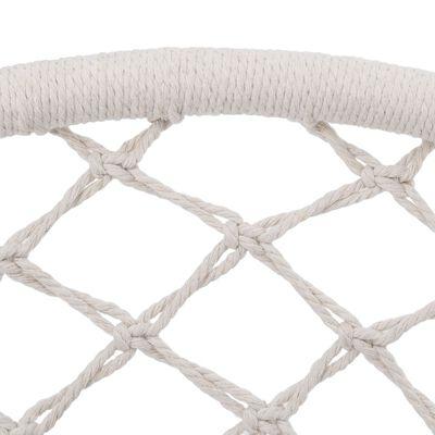 vidaXL Hängmatta 80 cm beige