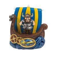 Magnet Souvenir Vikingskepp Viking med Hammare