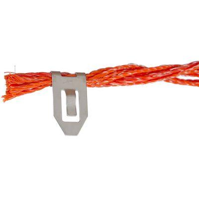 Neutral Elstängselnät OviNet 108cm orange