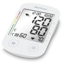 Medisana Blodtrycksmätare överarm med röstfunktion BU 535 Voice vit