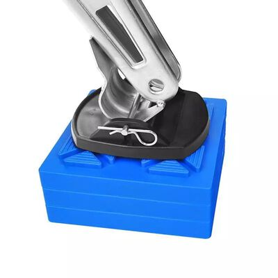 ProPlus Stapelbara nivåklossar plast blå