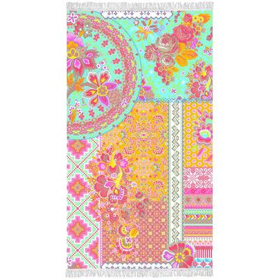 Happiness Badlakan ZALIPIE 100x180 cm flerfärgat