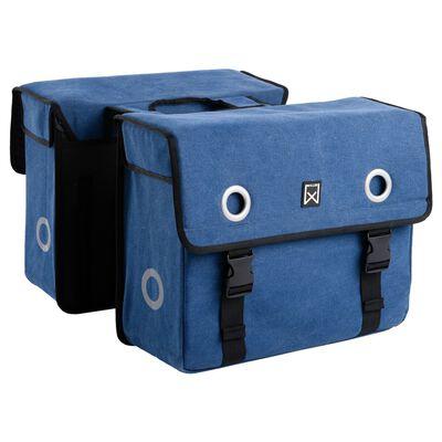 Willex Cykelväskor 40 L blå