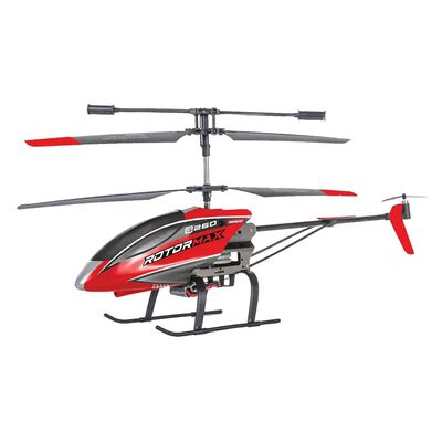 Ninco Radiostyrd helikopter ROTORMAX röd
