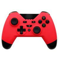 Handkontroll till Nintendo Switch - trådlös - röd