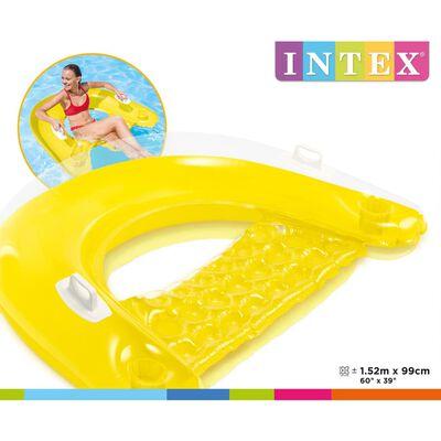Intex Flytstol Sit'n Float 152x99 cm