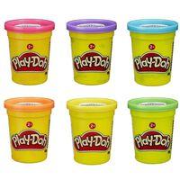 Play-Doh 1x Single Can (Slumpad Färg)