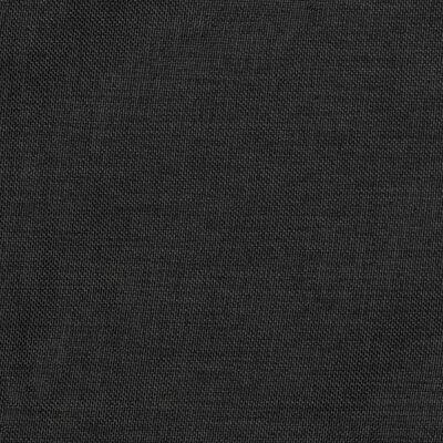 vidaXL Mörkläggningsgardin linnelook 2 st antracit 140x175cm