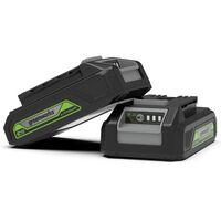 Greenworks Batteri 24 V 2 Ah