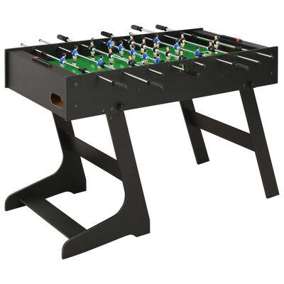 vidaXL Spelare för fotbollsbord med 12,7 mm stavar 22 delar