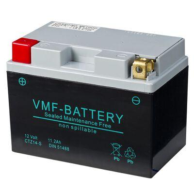 VMF Powersport AGM Batteri 12 V 11 Ah FA YTZ14-S