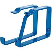 Draper Tools Universellt och låsbart väggfäste för stegar 2 st 24808