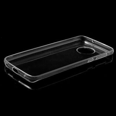 Motorola Moto G6 Slimmat TPU skal TRANSPARANT,
