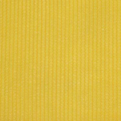 vidaXL Balkongskärm gul 90x400 cm HDPE