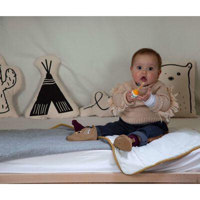CHILDHOME Prydnadskudde i kanvas kaktus