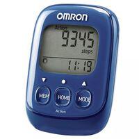 Omron Stegräknare Walking Style  blå OMR-HJ-325-EB