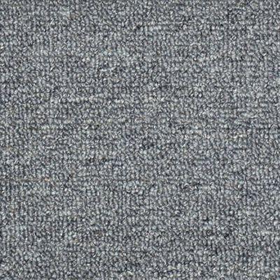 vidaXL Trappstegsmattor 15 st ljusgrå och blå 65x24x4 cm