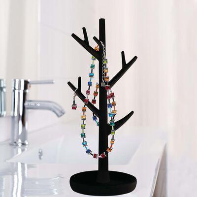 RIDDER Smyckesträd Lena svart polyresin