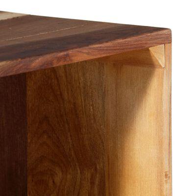 vidaXL Högskåp 40x32x122 cm massivt återvunnet trä