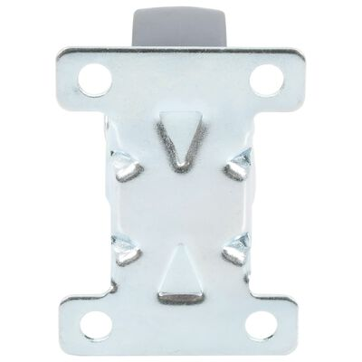 vidaXL Fasta hjul 8 st 50 mm