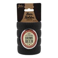 Ölhållare Beerholder Keep calm and drink beer
