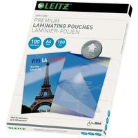 Leitz Lamineringsfickor ILAM 100 mikron A4 100-pack