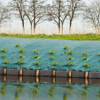 Nature Ogräsduk 5,2x5 m grön,
