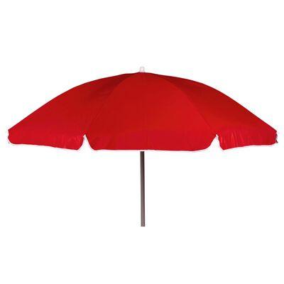 Bo-Camp Parasoll Beach 160 cm röd