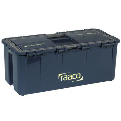 Raaco Verktygslåda Compact 15 med avdelare 136563