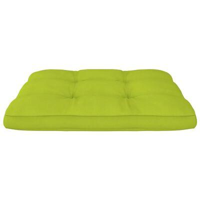 vidaXL Dynor till pallsoffa 2 st ljusgrön