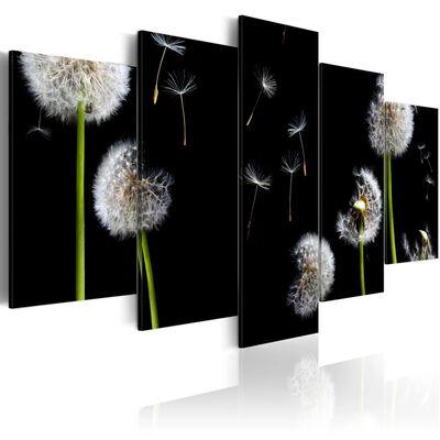 Tavla - Dandelion- Towards Freedom - 200x100 Cm